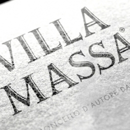 Villa Massa – Visual Identity