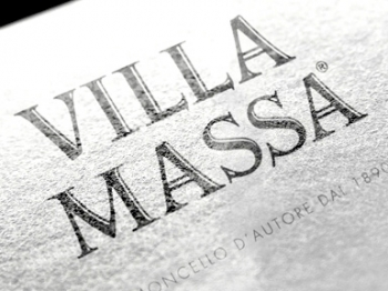 Villa Massa – Visual Identity