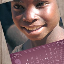 Tumaini Onlus – Calendario